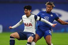 Chelsea Vs Tottenham, Laga Berakhir 0-0, Rekor The Lilywhites Terhenti