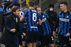 Satu Kekurangan Inter Milan Saat Menang atas Lazio
