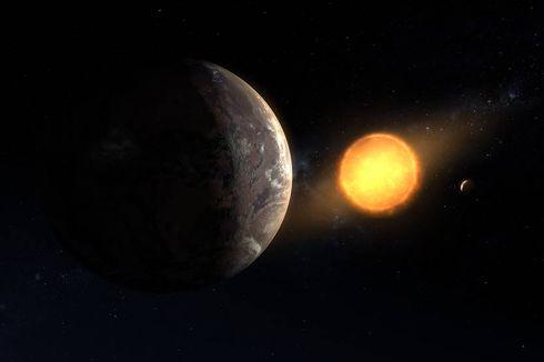 Percobaan Laboratorium Tunjukkan Kehidupan Bisa Terjadi di Exoplanet