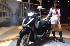 Honda Akui Harga SH150i Kemahalan