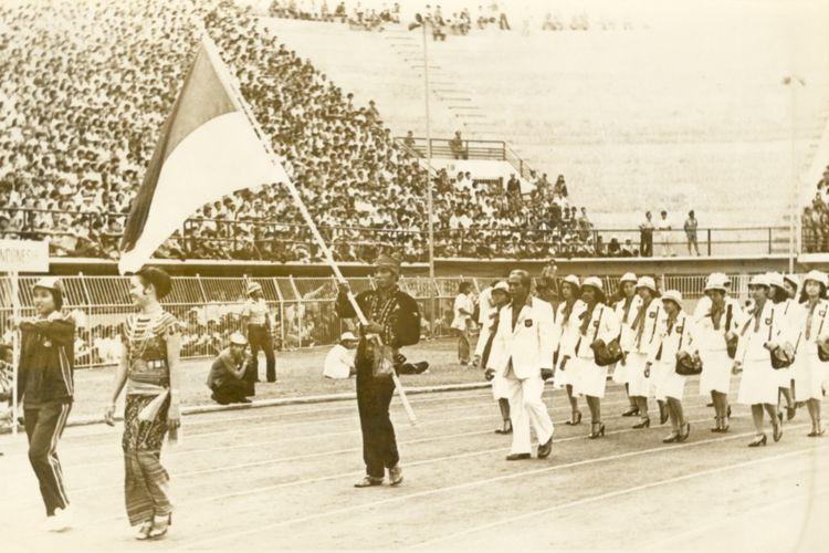 Kontingen Indonesia pada Asian Games X Tahun 1986, Korea Selatan