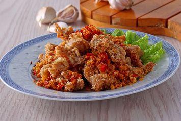 Resep Ayam Goreng Renyah Sambal Bawang, Ide Lauk di Rice Bowl