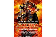 Sinopsis Satria Heroes: Revenge of the Darkness, Film Superhero Indonesia, Tayang Hari ini di Netflix