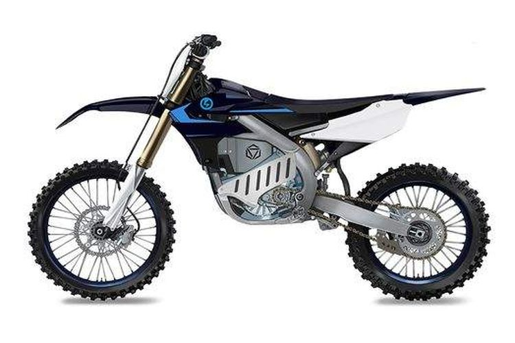 Yamaha motocross electric
