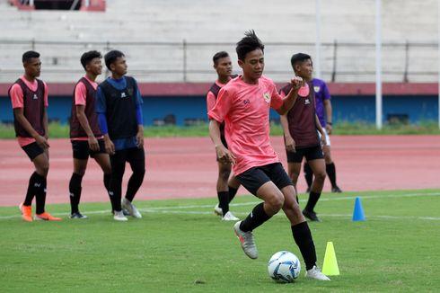 Timnas U16 Indonesia Gelar Trofeo Lawan 2 Tim Jawa Timur