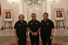 Dato Sri Tahir: Banjir Era Anies Lebih Cepat Surut Dibanding Gubernur Sebelumnya