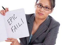 Ambil Nilai Positif dari Sebuah Kegagalan