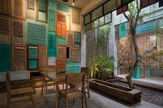 Arsitek Andyrahman Rancang Rumah Jawa