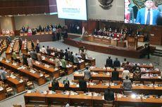 Rapat Paripurna DPR Molor, 248 Anggota Tak Hadir