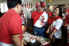 Djarot Buka Lomba Masak Nasi Goreng di Balai Kota