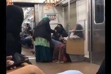 Viral Seorang Ibu Jambak Wanita Muda di KRL, Ini Kata Pengamat Sosial