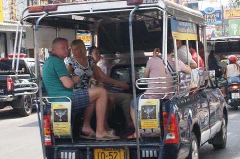 Thailand, Penerima Turis Asing Terbanyak di Asia Tenggara