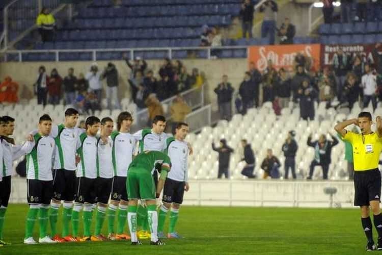 Para pemain Racing Santander menolak bermain dalam leg kedua Copa del Rey melawan Real Sociedad di Stadion El Sardinero, Kamis atau Jumat (31/1/2014) dini hari WIB.