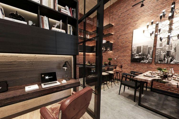 Soho New York Meikarta merupakan hunian sekaligus home office yang terinspirasi dari kawasan Soho, New York