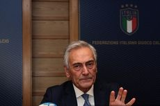 Presiden FIGC Pastikan Serie A Musim Ini Tidak
