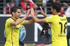 Gladbach Vs Borussia Dortmund,
