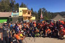 Lewat Jalur Ranupani, Jejak Pendaki Semeru Mulai Naik ke Kalimati