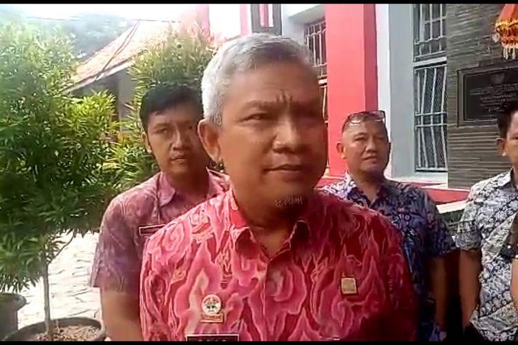 Kalapas Sukamiskin Tejo Herwanto bantah adanya bilik cinta di Lapas Sukamiskin saat ini.