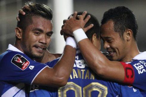 Mental Teruji, Maung Bandung Siap Hadapi Pusamania Borneo FC