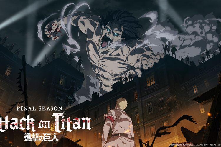 Poster Attack On Titan