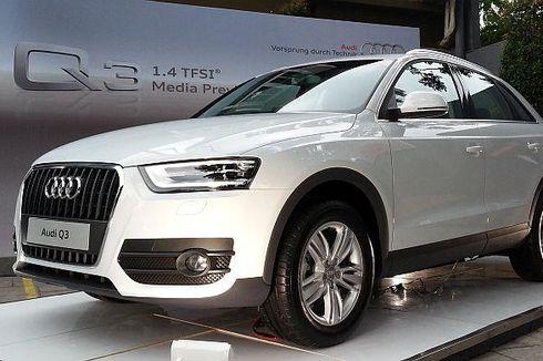 Q3 1.4 TFSI, SUV Kota dari Audi
