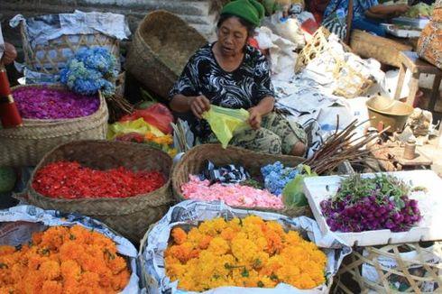Warna-warni Pasar Tradisional Ubud