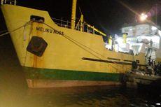 Detik-detik Kapal Nelayan Hancur Ditabrak KM Meliku Nusa, 1 Nelayan Tewas dan 1 Kritis