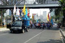 Gelar Unjuk Rasa di Patung Kuda, Massa FPR Tuntut 3 Hal ke Jokowi