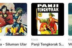 Novel Sriti Wani dan Webtoon Cinta Bukan Pemeran Utama Siap Beredar di Pasaran