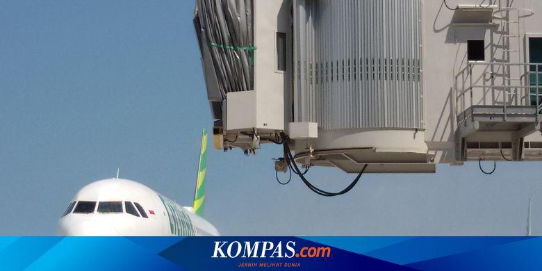 Airport Tax Ditanggung Pemerintah, Citilink Turunk