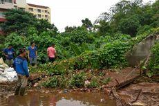 Pembatas Kali Krukut Jebol, Basemen Park View Plasa Kemang Terendam dalam 30 Menit