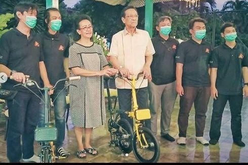 Selain Presiden, Sri Sultan Juga Punya Sepeda Kreuz Buatan Bandung