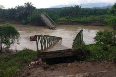 Fakta Jembatan di Aceh Utara Rusak Dihantam Banjir, 282 Warga Terisolasi, Bantuan Dikirim dengan Speedboat