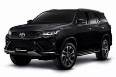 Perbedaan Toyota Fortuner 2020 dan Fortuner 2019