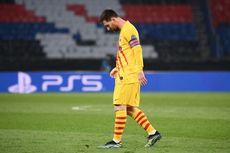 Hasil Liga Champions - Messi Tamat Bareng Ronaldo, Liverpool Melaju