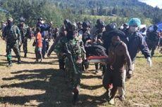 Komandan KKB Lesmin Waker Tertembak dalam Baku Tembak dengan Prajurit TNI-Polri