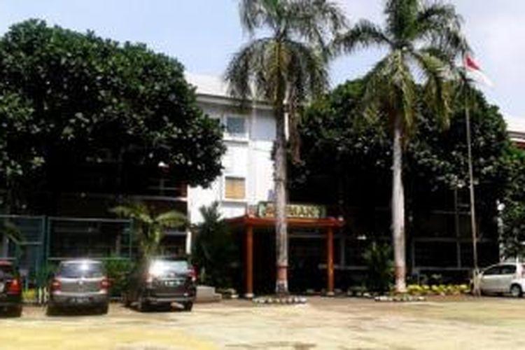 Gedung SMAN 3 Setiabudi, Jakarta Selatan