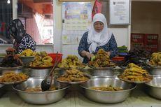 Tradisi Unik Penjual Nasi Kapau di Sumatera Barat, Jualan Makanan Keliling