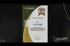 Pandemi Tak Jadi Halangan, Bank BJB Raih Penghargaan Top 20 Financial Institution 2020