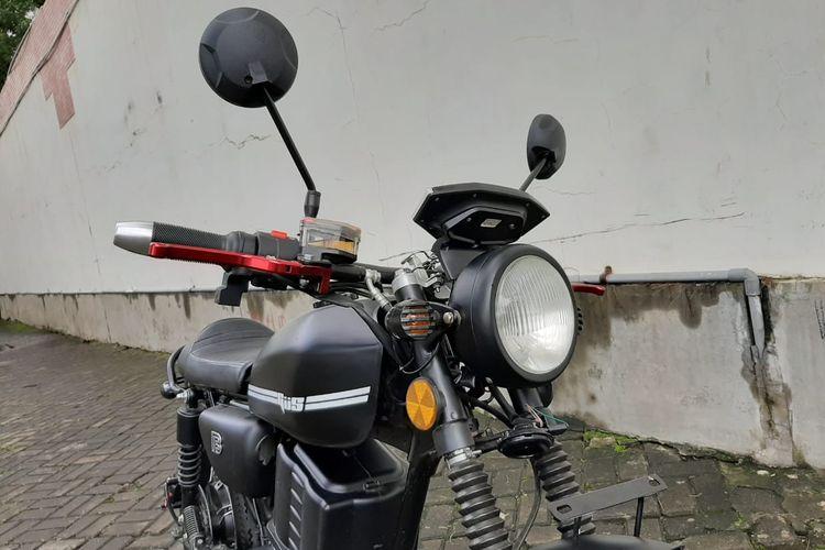 Motor listrik BF Goodrich BF-CG