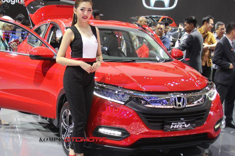 New Honda HR-V di GIIAS 2018