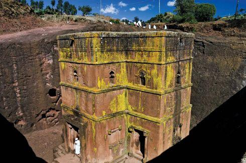 Situs Warisan Dunia Abad Pertengahan di Ethiopia Jatuh di Tangan Pemberontak Tigray
