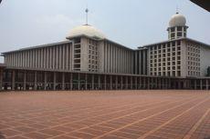 Renovasi Masjid Istiqlal, Pemerintah Siapkan Anggaran Rp 465 Miliar