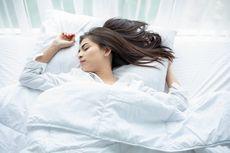 6 Manfaat Tidur Terlentang yang Jarang Diketahui