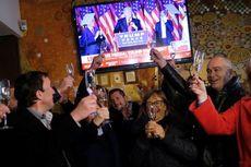 Kampung Halaman Melania Trump Larut dalam Kegembiraan