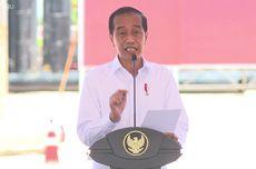 Green Industrial Park Akan Dibangun, Jokowi: Ini Pertama di Dunia
