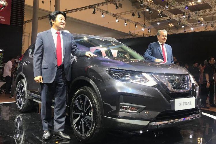Nissan X-Trail terbaru meluncur di GIIAS 2019