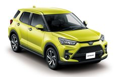 Inden Toyota Raize Mulai Dibuka, Simak Estimasi Harganya