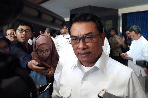 Moeldoko, Tjahjo, Sofyan Djalil, Budi Karya, Bambang Brodjonegoro Datang ke Istana