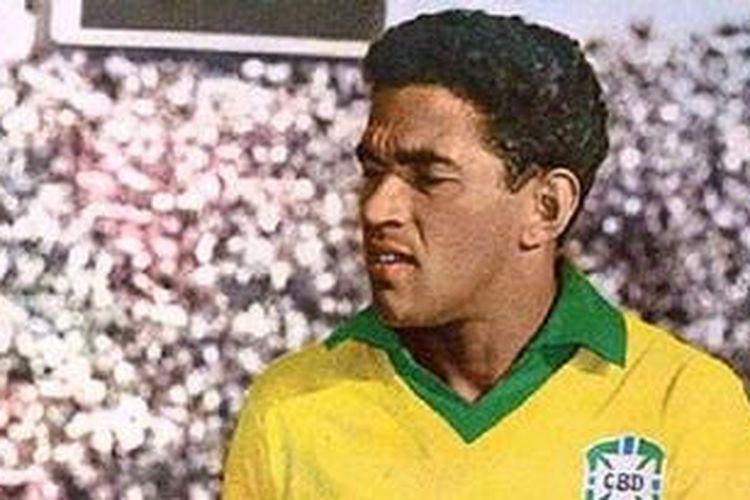 Garrincha di Mata Putra Swedia-nya Halaman all - Kompas.com